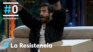 LA RESISTENCIA - Homenaje a Álex García | #LaResistencia 21.10.2020
