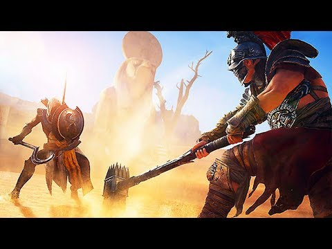 Thumbnail: ASSASSIN'S CREED ORIGINS Bande Annonce VF (Version Longue)