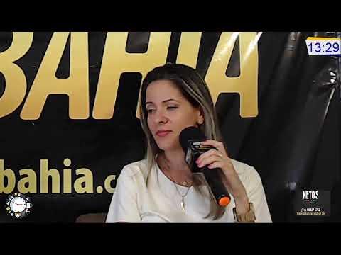 Meio-Dia e Meia Live hoje Empresaria e  Designer de interior Sheila Guimarães
