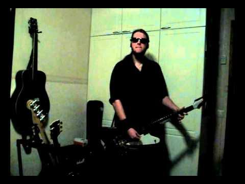 VIIKATE - KUU KAAKON YLLÄ (guitar cover by SourMashWhisky)