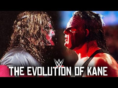 The Evolution of KANE! - WWF/WWE (1995-2017)