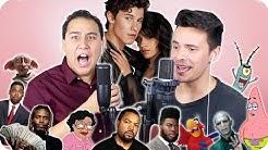 """Shawn Mendes & Camila Cabello - """"Señorita"""" Impersonation Cover (LIVE ONE-TAKE!)"""