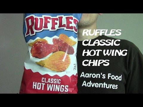 Ruffles Classic Hot Wings Chips |...