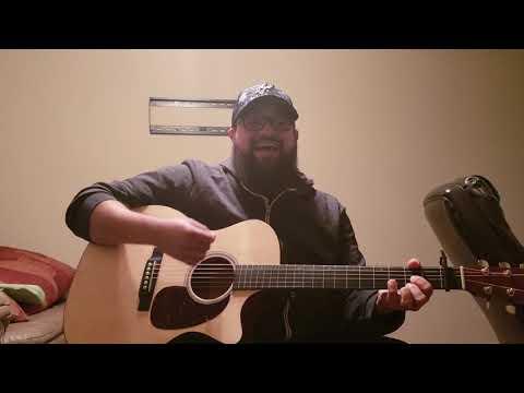 Cody Johnson Diamond In My Pocket Acoustic Cover