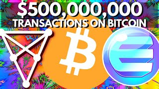 MASSIVE MILESTONE FOR BITCOIN   Chiliz Partners with Enjin for NFTs   Is BTC Decentralized?