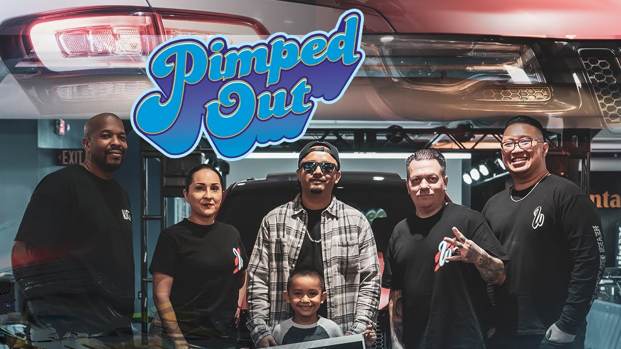 """This VIP Customer gets a """"WEST COAST CUSTOMS RECALL"""" on his JEEP SRT 