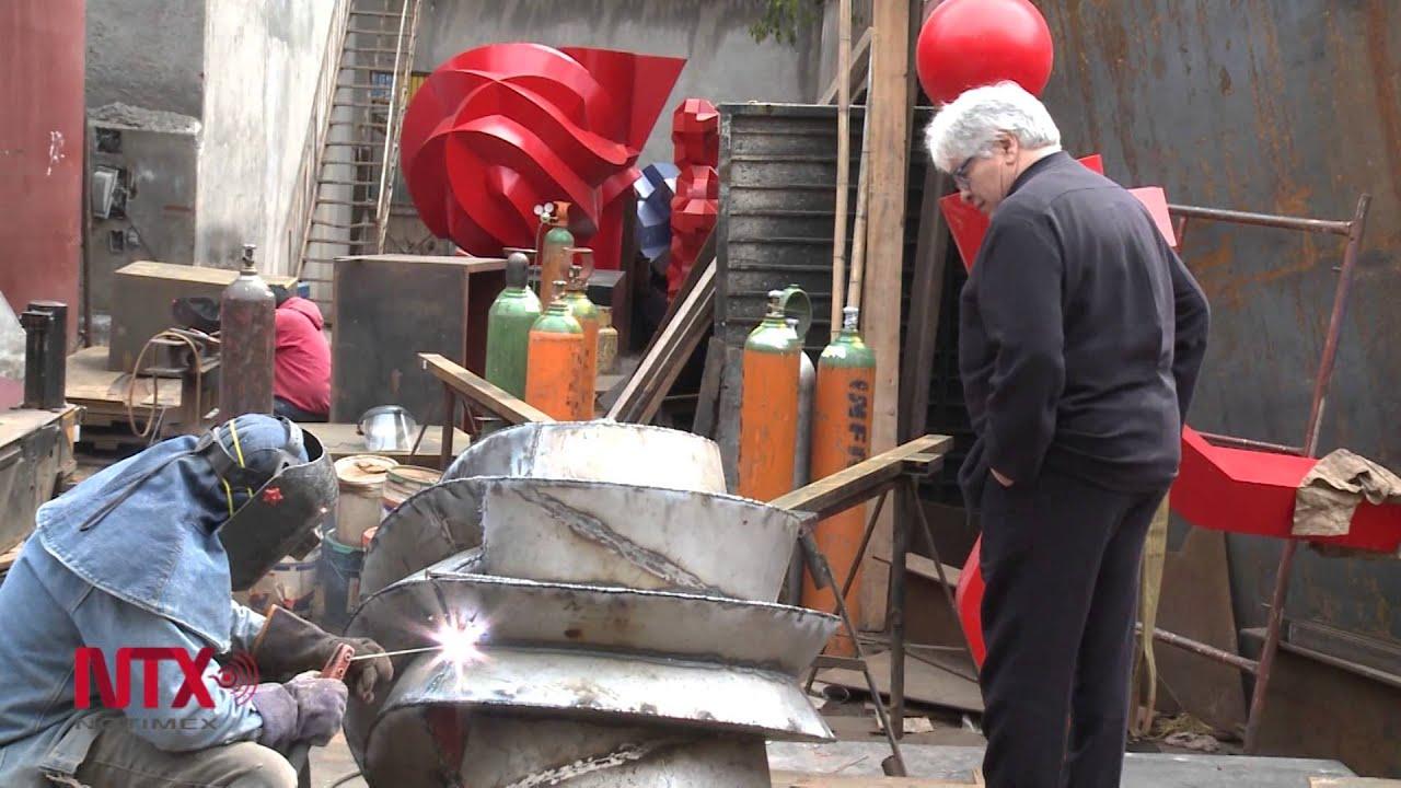 Sebastian el escultor que asombra youtube - El taller de pinero ...