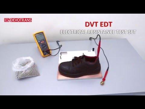 ELECTRICAL RESISTANCE TEST SET DVT EDT