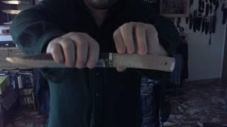 Coltello Kanetsune Samurai Hunter Modified Tanto Knife