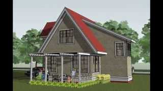 Cottage House Plans Small | House Plans Small Cottage | Small Beach Cottage House Plans