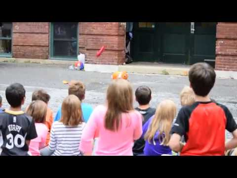 Thomas Fleming School Egg Drop - Pumpkin Protector