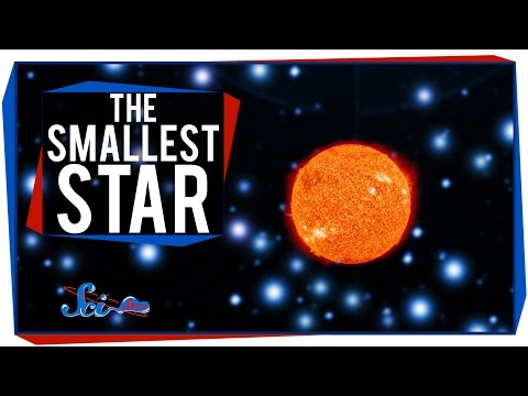 The Smallest Star in the Universe