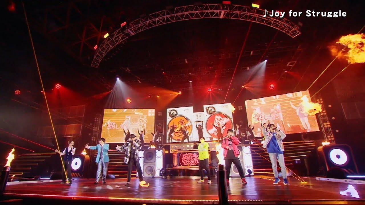 どついたれ本舗 VS Buster Bros!!! 「Joy for Struggle」【ヒプノシスマイク-Division Rap Battle- 6th LIVE ≪2nd D.R.B≫】