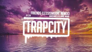 Marshmello Anne Marie Friends lessismoore Remix Lyrics