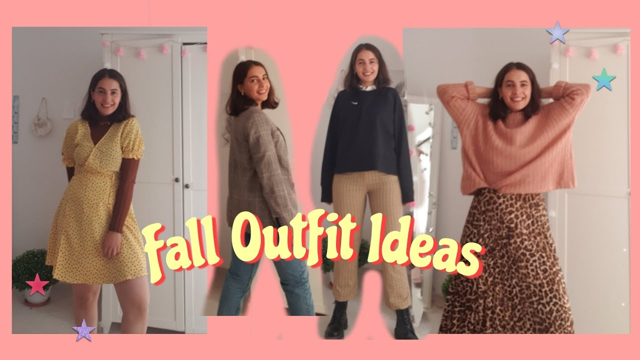 [VIDEO] - Fall Outfit Ideas 5