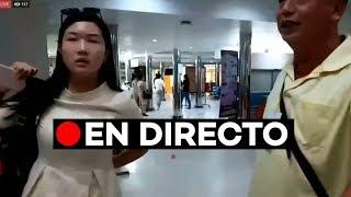 En directo: Los niños de Tailandia llegan al hospital