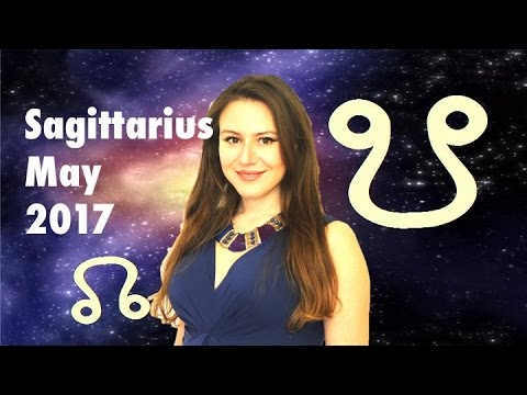 SAGITTARIUS May 2017 Horoscope. New Set of Karmic LESSONS! North Node in Leo Predictions till 2019!