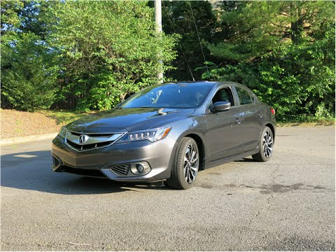 Acura ILX 2016 Car Review