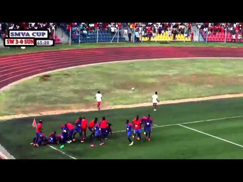SMVAF Ingwenyama Cup Semis - Swallows vs Sundonws