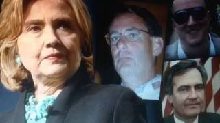 Hillary Clinton June 2016 Brain Surgery, Doctor Dead and Black Cloud over America