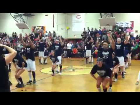 District Sports Night 2012 New Hyde Park Memorial Hs Youtube