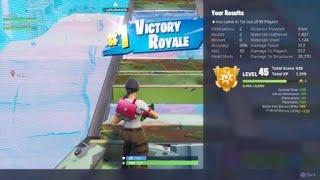 Fortnite - Maven - Victory Royale