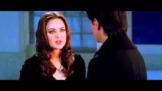 Kabhi Alvida Naa Kehna - Fight / Argument Scene - HD Qualtity - Shahrukh Preity Abhishek & Rani