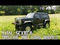 Axial Racing SCX10 II with ESS-ONE Plus  Pro-Line 1981 Ford Bronco
