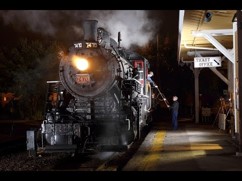 """Conway Scenic's """"Railfans' Weekend"""" 2014 (HD)"""