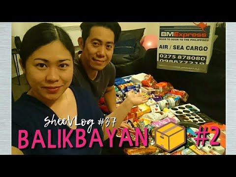 FILLING UP OUR BALIKBAYAN BOX | BUHAY OFW 😅 | sheeVLog37 ❤
