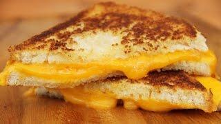 Горячий  сэндвич с сыром (GRILLED CHEESE SANDWICH)