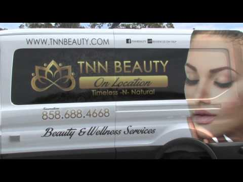 TNN Beauty On Location Mobile Spa