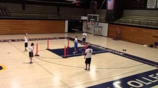 "Beyond Triangle Zone Offense: ""Attacking 1-2-2/3-2 Zone Defense"" - Doug Schakel Basketball"