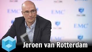 Jeroen van Rotterdam, EMC | EMC World 2016