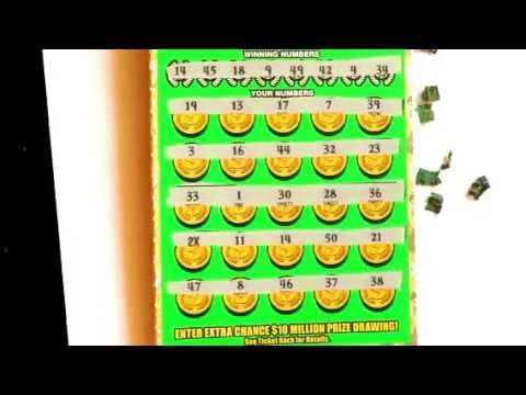 Ga scratch off lottery tickets