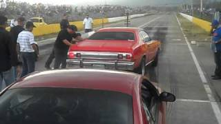 "Piques Acarigua ""Dodge Dart Vs Corvette 2008"""