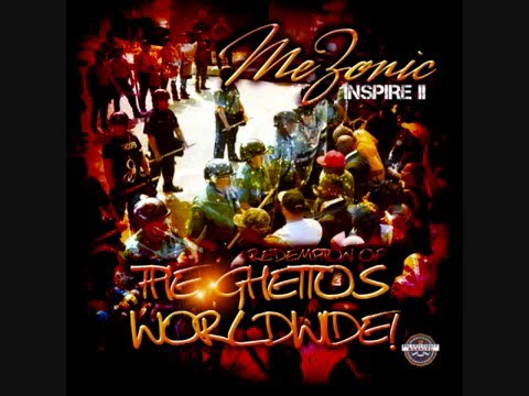 Inspire 2 (Redemption Of The Ghettos World-wide) New Hip-hop Album #2017