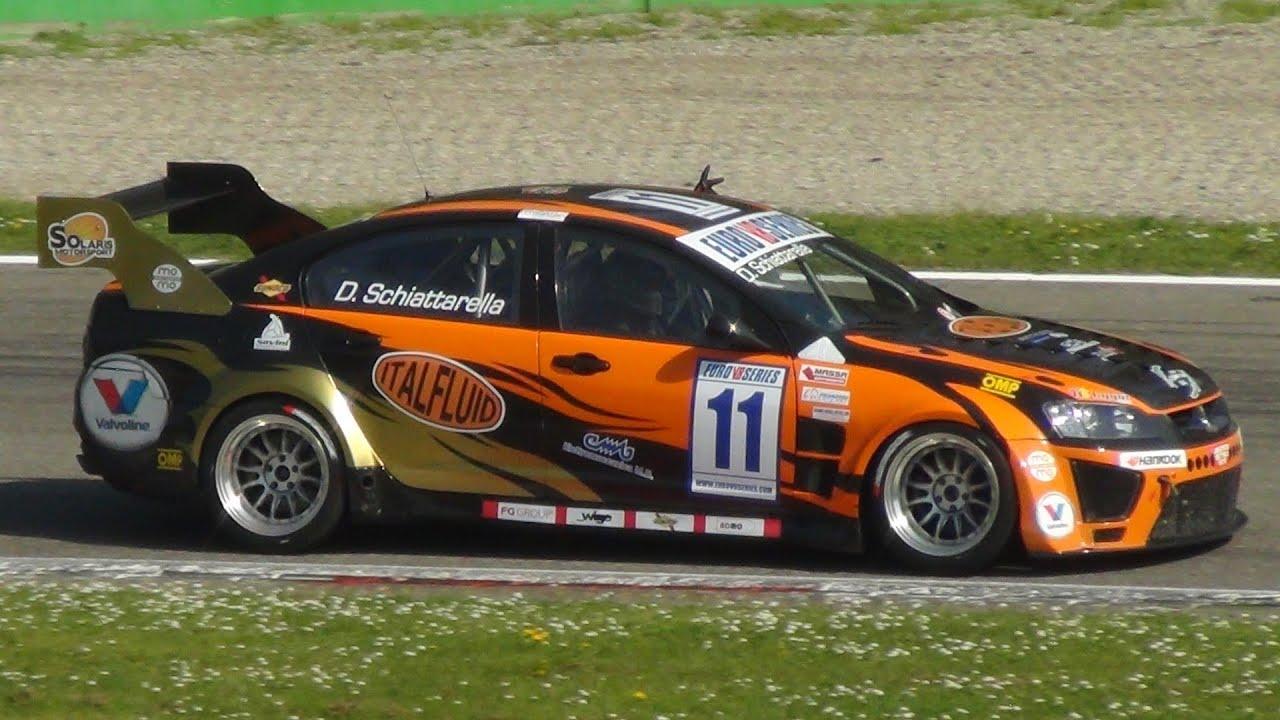 2014 Euro V8 Series Monza - BMW, Audi, Mercedes, Lexus ...