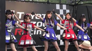 "47 no Suteki na Machi he"" by AKB48 Team 8 in TOYOTA GAZOO Racing PA..."