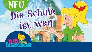 Bibi Blocksberg | Die Schule ist weg - EXTRALANGE Hörprobe (Hörbuch)
