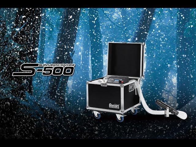 Antari S-500 Snow Machine