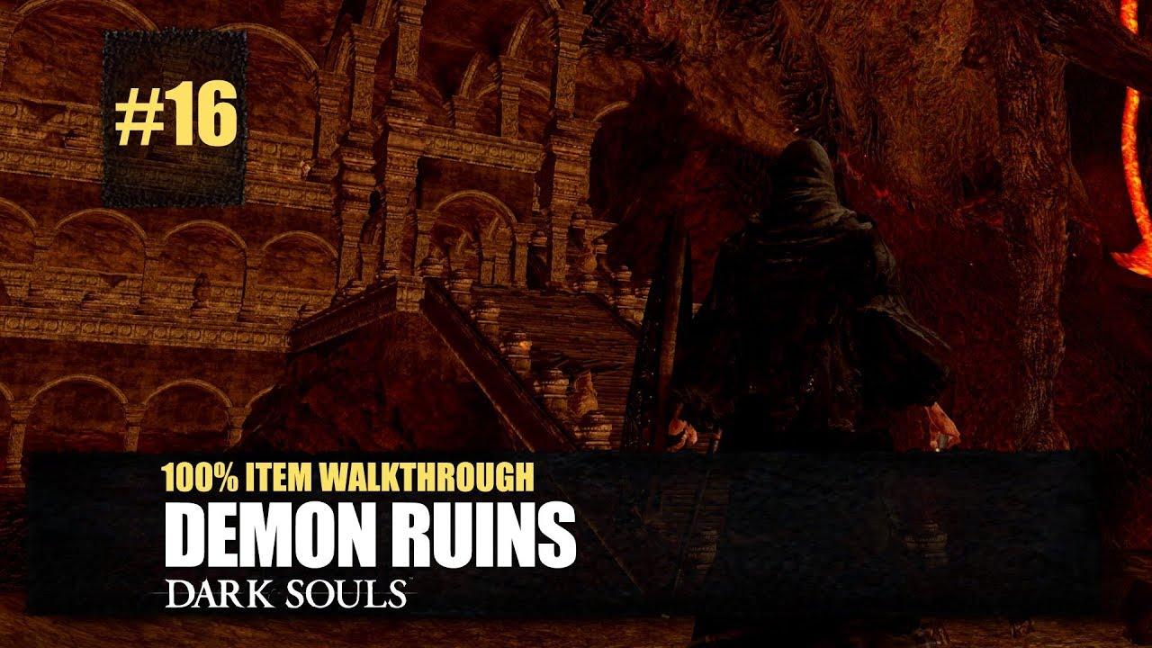 Demon Ruins | Dark Souls Wiki on