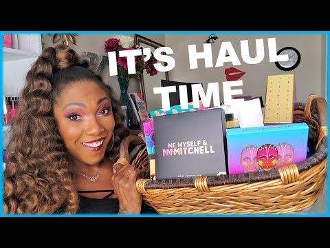 HUGE MAKEUP HAUL!!! Yep It's That Time AGAIN!! thumbnail