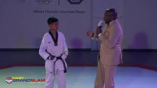 2019 Cadet Grand Slam | Men's -45kg | USATKD National Center of Excellence