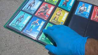 Fortnite Trading Cards, Runde 5! Alle unsere Panini Karten so weit!