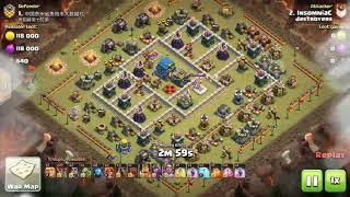 12v12 Triple | KS Lalo | Clash of Clans