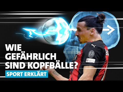 Was beim Kopfball mit deinem Gehirn passiert | SWR Sport