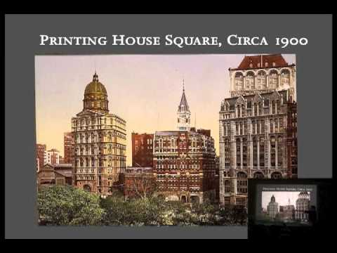 Donald Friedman:  Structural Systems of Early Skyscrapers:  The Case for New York
