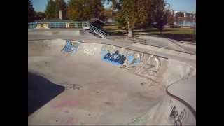 Railyard Skatepark Great Falls Montana