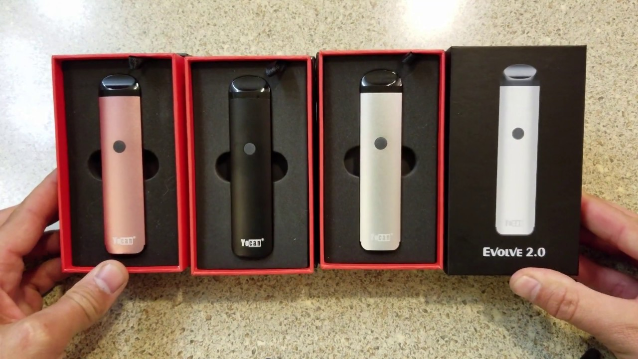 Yocan Evolve Plus 2 0 Review / How to
